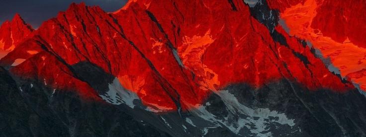 Glaciers rouge (2)
